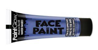 Farba do ciała Face Paint 13ml - Royal blue
