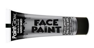 Farba do ciała Face Paint 13ml - Silver