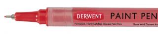 Cienkopis Derwent Paint Pen - 04 Primary Red
