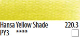 PanPastel, pastele artystyczne - 220.3 Hansa Yellow Shade, PanPastel