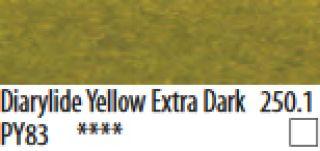 PanPastel, pastele artystyczne - 250.1 Diarylide Yellow Extra Dark, PanPastel