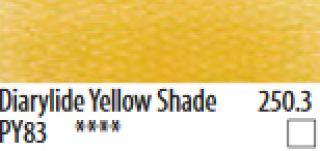PanPastel, pastele artystyczne - 250.3 Diarylide Yellow Shade, PanPastel