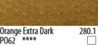 PanPastel, pastele artystyczne - 280.1 Orange Extra Dark, PanPastel