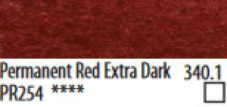 PanPastel, pastele artystyczne - 340.1 Permanent Red Extra Dark, PanPastel
