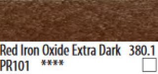 PanPastel, pastele artystyczne - 380.1 Red Iron Oxide Extra Dark, PanPastel