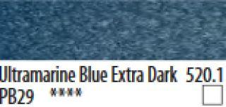PanPastel, pastele artystyczne - 520.1 Ultramarine Blue Extra Dark, PanPastel