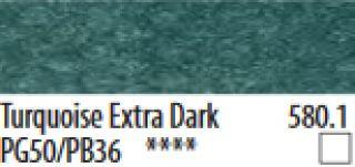PanPastel, pastele artystyczne - 580.1 Turquoise Extra Dark, PanPastel