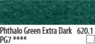 PanPastel, pastele artystyczne - 620.1 Phthalo Green Extra Dark, PanPastel