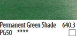 PanPastel, pastele artystyczne - 640.3 Permanent Green Shade, PanPastel