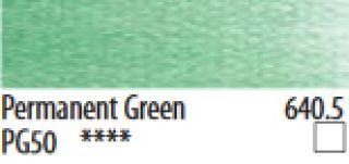 PanPastel, pastele artystyczne - 640.5 Permanent Green, PanPastel