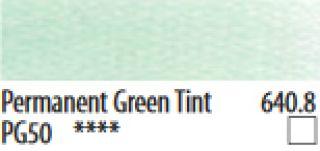 PanPastel, pastele artystyczne - 640.8 Permanent Green Tint, PanPastel