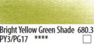PanPastel, pastele artystyczne - 680.3 Bright Yellow Green Shad, PanPastel
