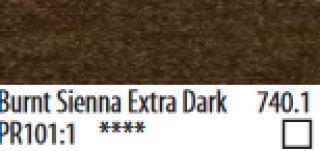 PanPastel, pastele artystyczne - 740.1 Burnt Sienna Extra Dark, PanPastel