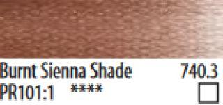 PanPastel, pastele artystyczne - 740.3 Burnt Sienna Shade, PanPastel