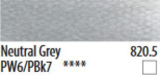 PanPastel, pastele artystyczne - 820.5 Neutral Grey, PanPastel