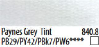 PanPastel, pastele artystyczne - 840.8 Paynes Grey Tint, PanPastel