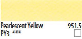 PanPastel, pastele artystyczne - 951.5 Pearlescent Yellow, PanPastel