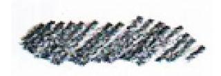Pastela sucha w kredce Gioconda - 17 Steel Grey
