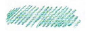 Pastela sucha w kredce Gioconda - 38 Emerald Green