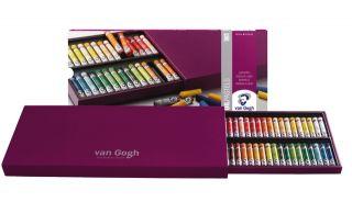 Pastele olejne Van Gogh - 60 kolorów