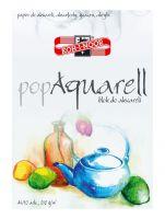 Blok akwarelowy popAquarell 250g 10ark - A4 21x29,7cm