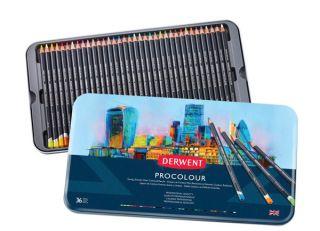 Kredki Procolour - 36 kolorów