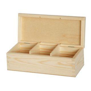Pudełko na herbatę - 768 - 3 bez zapięcia