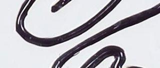Konturówka Relief Deco Renesans - 06 Czarny