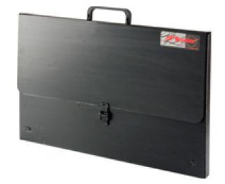 Teczka czarna - A3 (31x43,5x3cm) bez paska
