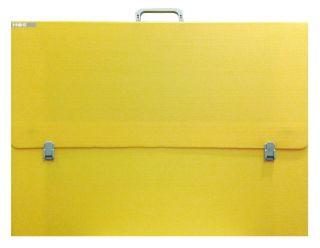 Teczka żółta - A3 (31x43,5x3cm) bez paska