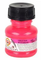 Tusz kreślarski 20 g KOH-I-NOOR - Fluo Pink