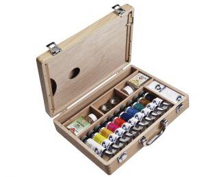 Zestaw farb olejnych Van Gogh - Basic Box 10x40ml
