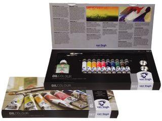 Zestaw farb olejnych Van Gogh - Combi Set 10x20ml