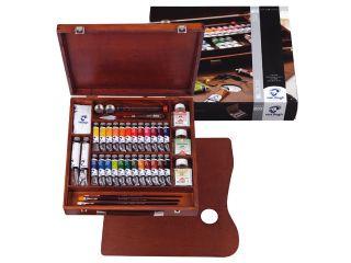 Zestaw farb olejnych Van Gogh - Expert Box 24x20ml + 2x60ml