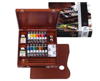 Zestaw farb olejnych Van Gogh - Inspiration Box 14x40ml