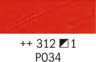 Farba olejna Van Gogh 40 ml - 312 Czerwony jasny azo