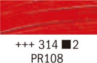 Farba olejna Van Gogh 40 ml - 314 Czerwony kadmowy średni