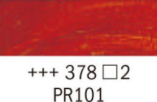 Farba olejna Van Gogh 40 ml - 378 Czerwony transparentny oksyd.