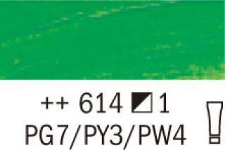 Farba olejna Van Gogh 40 ml - 614 Zielony permanentny średni