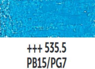 Pastel olejna Van Gogh - 535,5 Niebieski ceruleum (ft.)