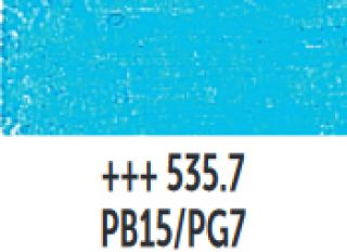 Pastel olejna Van Gogh - 535,7 Niebieski ceruleum (ft.)