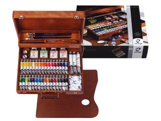 Zestaw farb olejnych Van Gogh - Superior Set 32x20ml + 2x60ml
