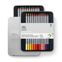 Kredki artystyczne W&N - 24 kolory