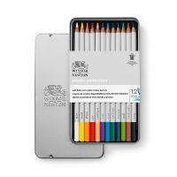 Kredki akwarelowe W&N - 12 kolorów