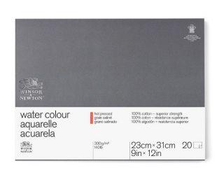 Blok akwarelowy W&N Professional - HP 23x31 cm 20ark