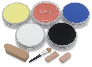 PanPastel zestaw 5 - Kolory podstawowe