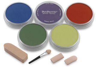 PanPastel zestaw 5 - Shades - odcienie ciemne