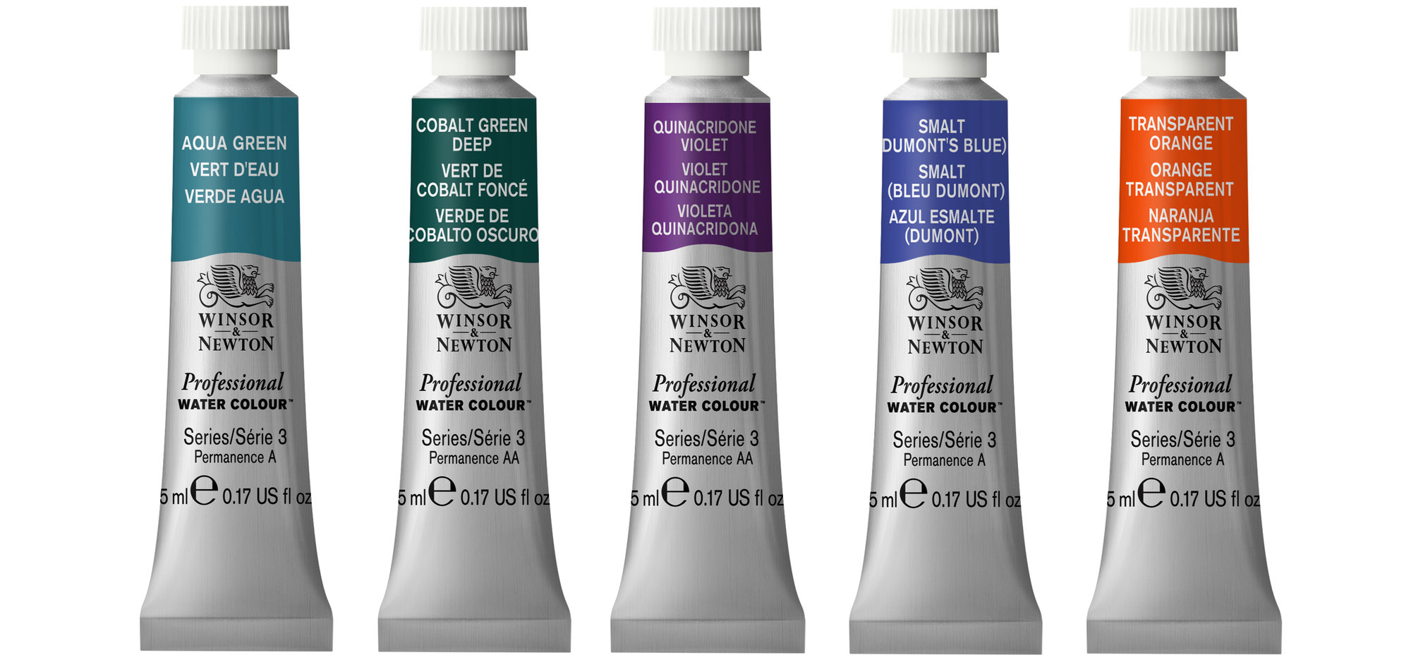 W&N PROFESSIONAL WATERCOLOUR 5ML GROUP.JPG